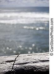 abstratos, registro, fundo, oceânicos