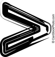 abstratos, símbolo