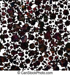 abstratos, seamless, pattern.