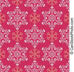 abstratos, snowflakes