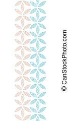 abstratos, têxtil, folhas, listras, vertical, seamless, padrão, fundo