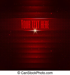 abstratos, vermelho, tecnologia, fundo
