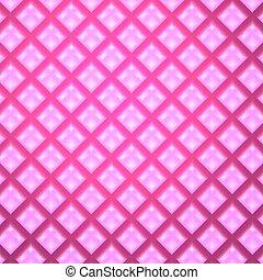 abstratos, vetorial, fundo cor-de-rosa