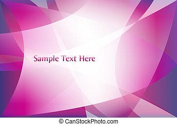 abstratos, vetorial, fundo, violeta