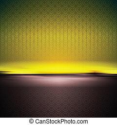 abstratos, vetorial, tech, coloridos, fundo