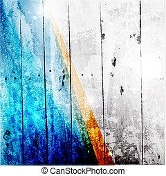 abstratos, vetorial, tecnologia, coloridos, fundo