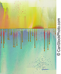 absztrakt festészet