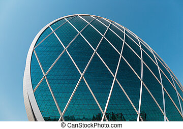 Aldar headquarters building is the first circular building of it