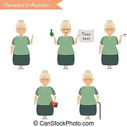 abuela ama