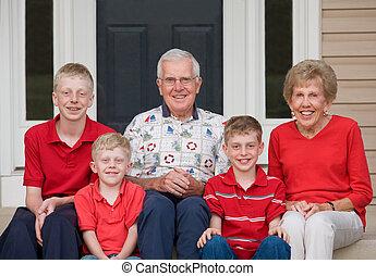 abuelos