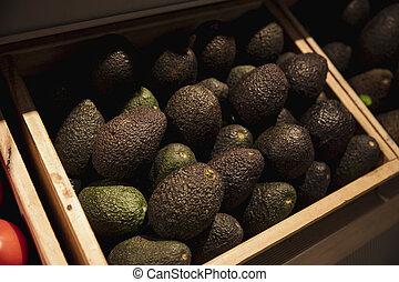 abundancia, avocado's, fresco