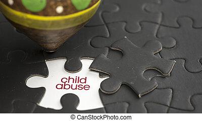 abus, enfant