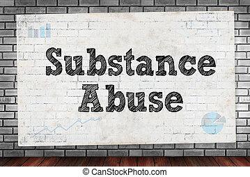 abuso de la sustancia
