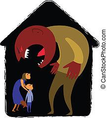 abuso, domestico