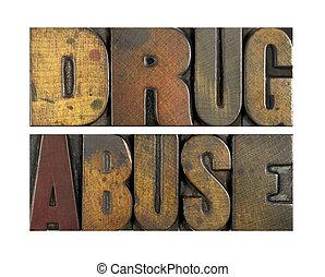 abuso, droga