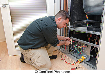 AC Repair Man