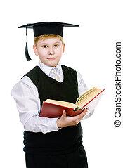 acadêmico, uniforme