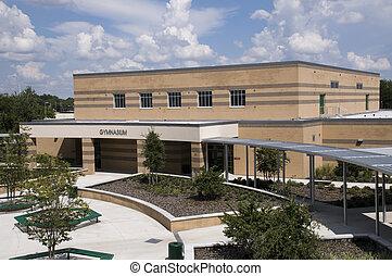 Academic Building School
