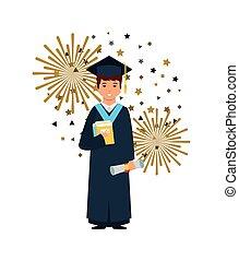 academic graduation design