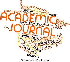 academisch, journaal