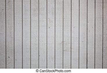 acanalado, pared, madera, sucio