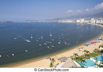acapulco 海灣, 墨西哥