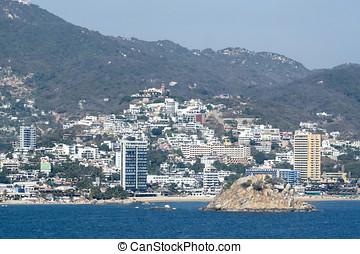 acapulco 海灣