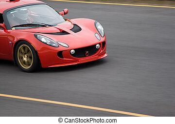 accelerare, automobile sportivi