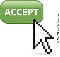 Accept Button Click