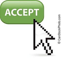 Accept Button Click