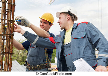 acceptance of work engineer accept construction works