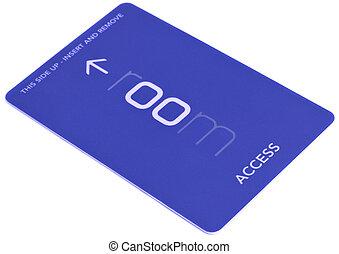 acceso, tarjeta