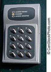 Access Buttons