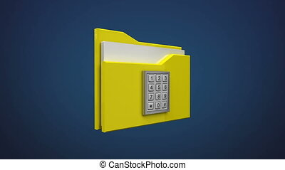 Access Computer file security