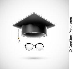 accessoires, étudiant