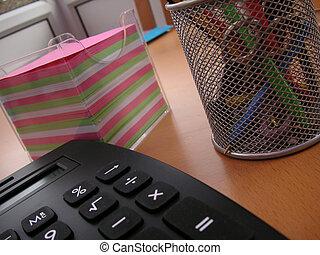 accessoires, bureau