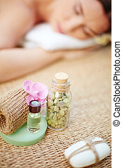 Accessories for aromatherapy