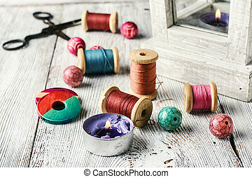 Accessories for home crafts