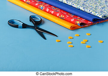 Accessories for sewing scissors