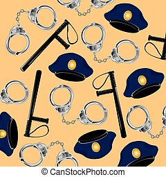 Accessories of the workman to police bodies