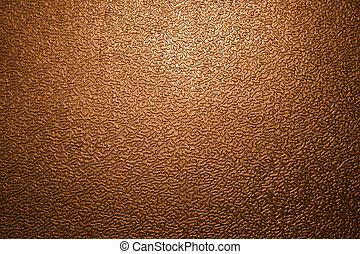 acciaio, marrone, piastra, metallo, tessiture, alto, fondo., risoluzione