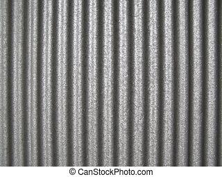 acciaio ondulato