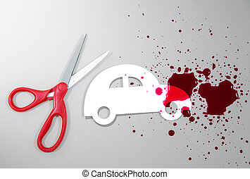 accident insurance concept