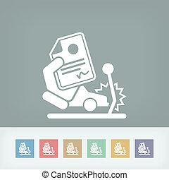 accident voiture, assurance