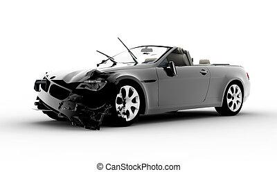accident, voiture