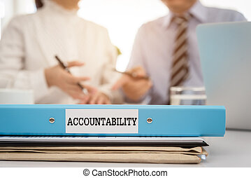 accountability - Accountability document file put on the ...