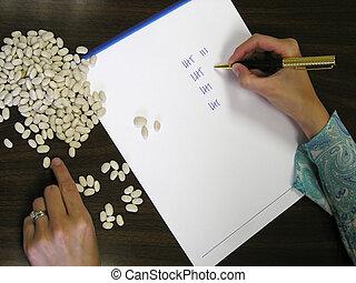 accountant -bean counter