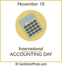 Accounting Day. November 10
