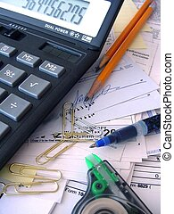 Accounting Mess - Tools of the accounting trade