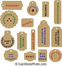 Accounting shortcuts - Big set of accounting shortcuts....